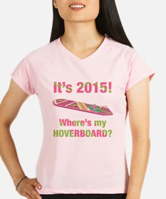 2015 Hoverboard Performance Dry T-Shirt