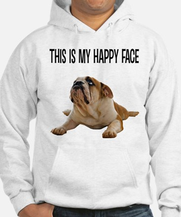 Unique Bulldog Jumper Hoody