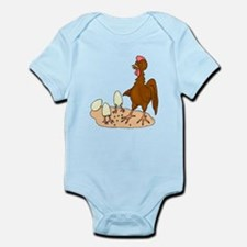 Chicks Hatching Body Suit
