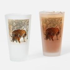 Tiger_2015_0125 Drinking Glass