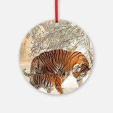 Tiger_2015_0125 Ornament (Round)