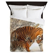 Tiger_2015_0125 Queen Duvet