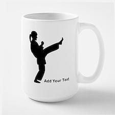 Martial Arts Lessons Mug