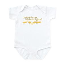 Yellow brick road Infant Bodysuit