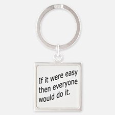 Too Easy Keychains