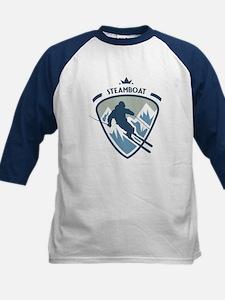 Steamboat Kids Baseball Jersey