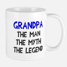 Grandpa man myth legend Mug