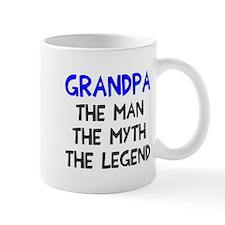 Grandpa man myth legend Mug