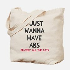 Absolutely all the cats Tote Bag