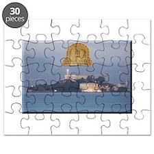 Unique Alcatraz Puzzle