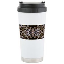 Cute Black snake Travel Mug