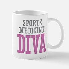 Sports Medicine DIVA Mugs