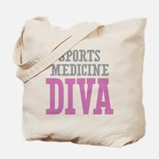 Sports Medicine DIVA Tote Bag
