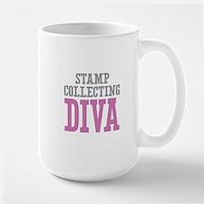 Stamp DIVA Mugs