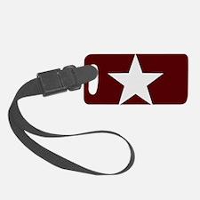 Americana Star Luggage Tag