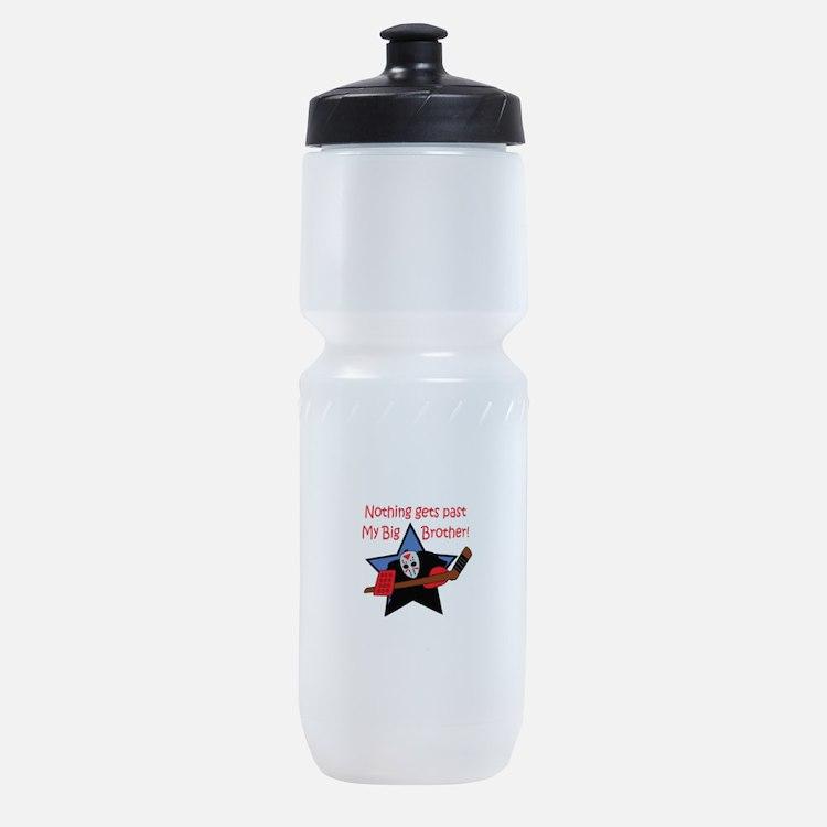 BIG BROTHER GOALIE Sports Bottle
