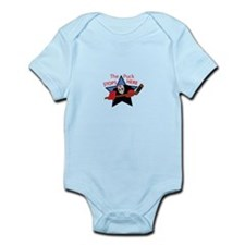 THE PUCK STOPS HERE Body Suit