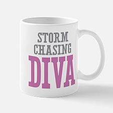 Storm Chasing DIVA Mugs