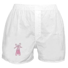 BALLET SLIPPERS Boxer Shorts