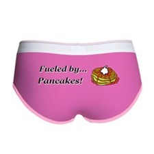 Fueled by Pancakes Women's Boy Brief