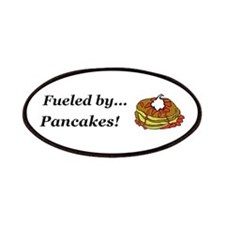Fueled by Pancakes Patches