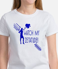Watch My Zetatude Tee