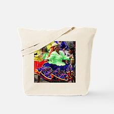 Twist It, Baby Tote Bag