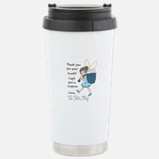 LETTER FROM TOOTH FAIRY Travel Mug
