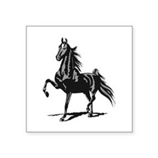 SADDLEBRED HORSE Sticker