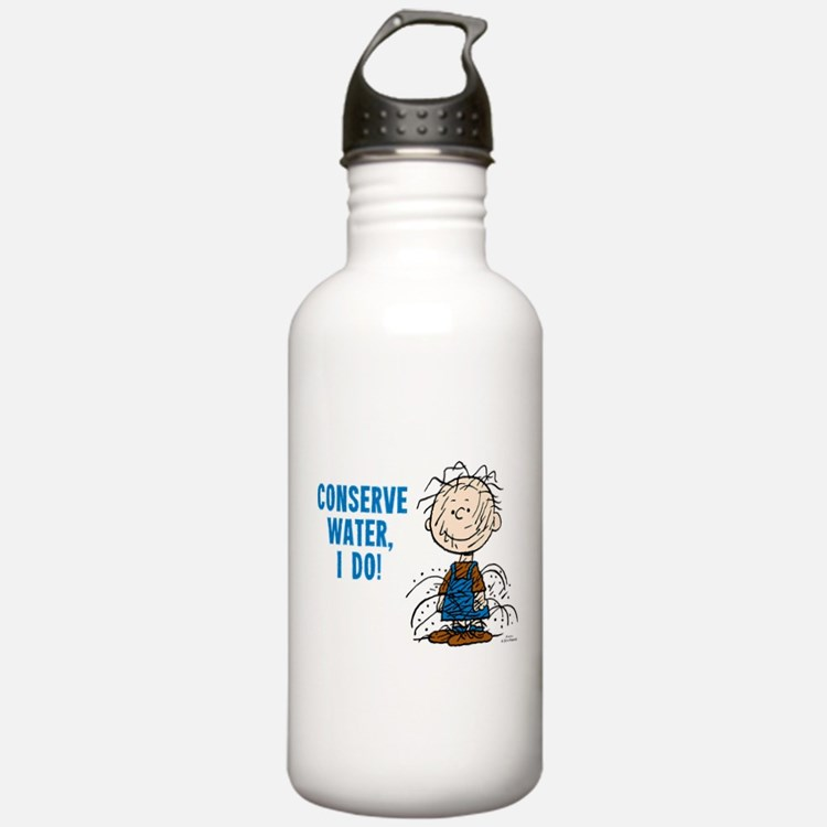 The Peanuts: Conserve Water Bottle