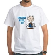 The Peanuts: Conserve Water Shirt