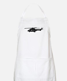 Helicopter pilot Apron