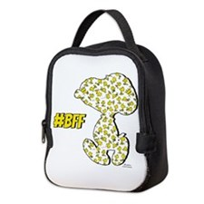 Snoopy and Woodstock BFF's Neoprene Lunch Bag