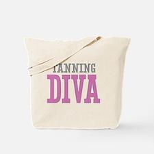 Tanning DIVA Tote Bag
