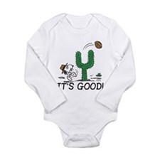 The Peanuts Gang: Spik Long Sleeve Infant Bodysuit