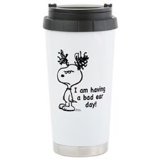 Snoopy: Bad Ear Day Travel Mug