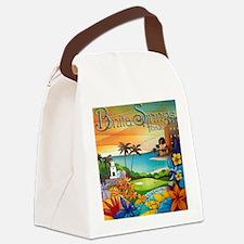 Cuban Artist Alex Nunez 6 Canvas Lunch Bag