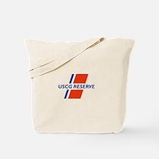 COAST GUARD RESERVE Tote Bag