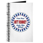 Mitt Romney for President Journal
