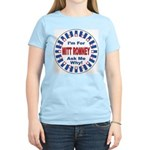 Mitt Romney for President (Front) Women's Light T-
