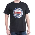 Mitt Romney for President (Front) Dark T-Shirt