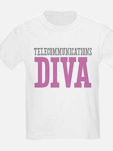 Telecommunications DIVA T-Shirt