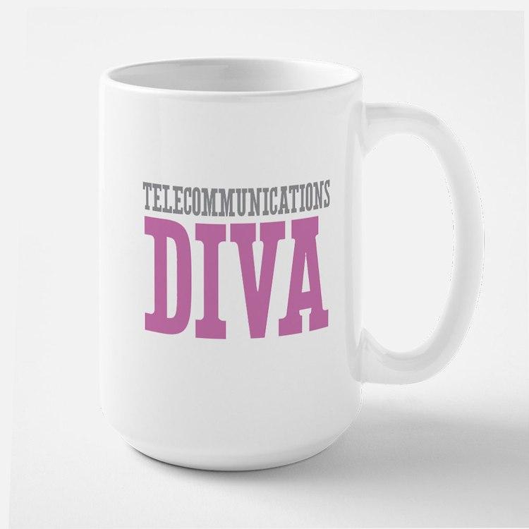 Telecommunications DIVA Mugs