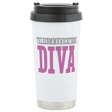 Telecommunications DIVA Travel Mug
