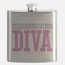 Telecommunications DIVA Flask