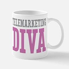Telemarketing DIVA Mug