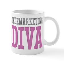 Telemarketing DIVA Small Mug