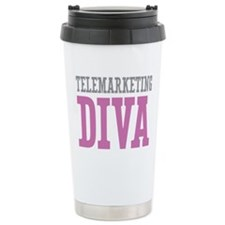 Telemarketing DIVA Thermos Mug