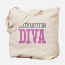 Telemarketing DIVA Tote Bag