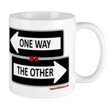One Way or The Other Mug